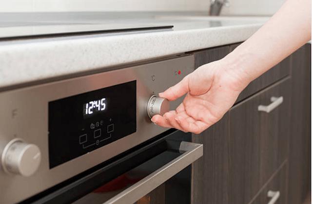 turn on stove